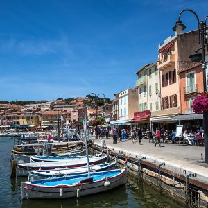 Cassis guided tour