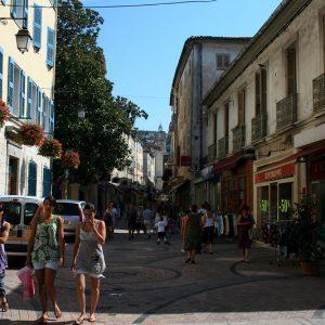 Draguignan guided tour